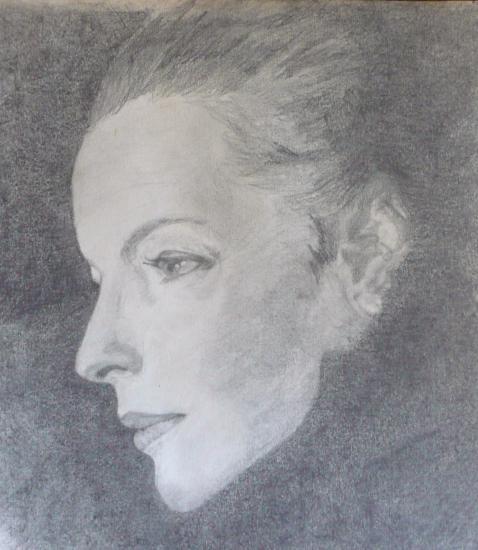 Romy Schneider par Rochelle